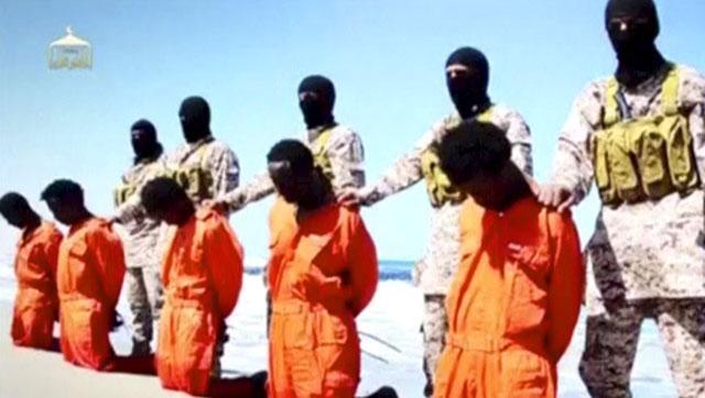 IS công bố danh sách 75 lính Mỹ bị truy sát - ảnh 1