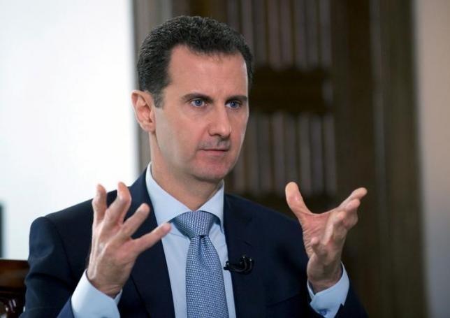 Nga nói tổng thống Assad không phải đồng minh - ảnh 1