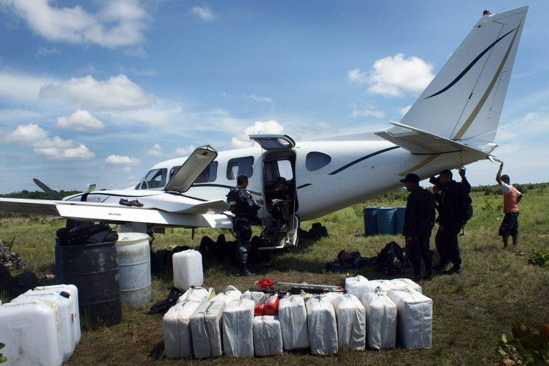 'Bố già' El Chapo có nhiều máy bay hơn hãng bay lớn nhất Mexico - ảnh 2