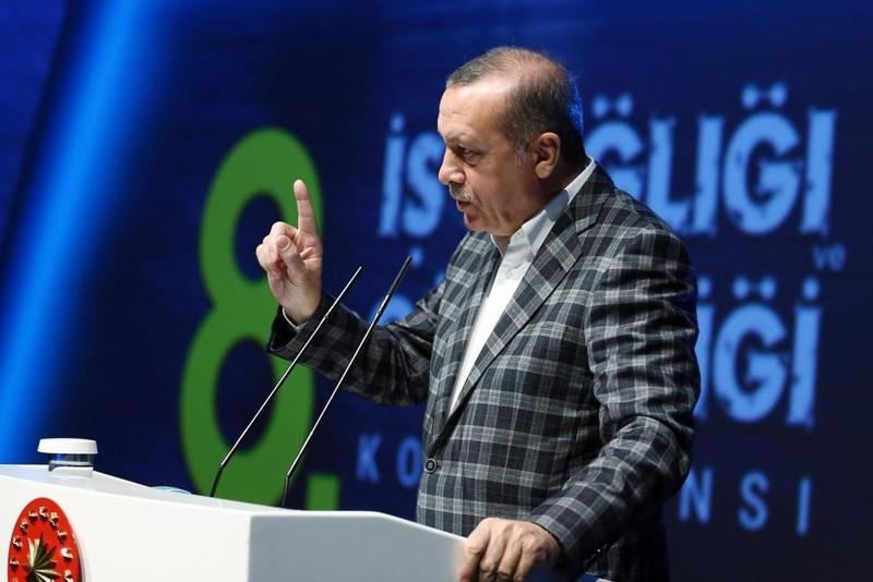 Tổng thống Thổ Nhĩ Kỳ: Châu Âu 'độc tài' và 'tàn nhẫn' - ảnh 1