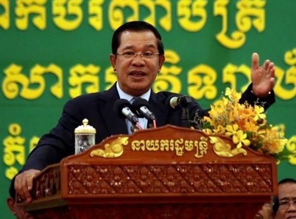 Thủ tướng Campuchia bác tin con trai ông là người gốc Việt - ảnh 1