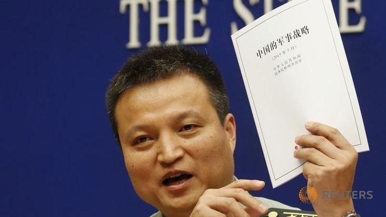 Trung Quốc 'nổi đóa' với báo cáo của Lầu Năm Góc  - ảnh 1