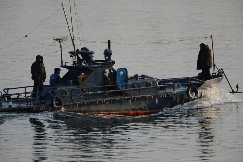 Vận động viên Nga kể lại lúc du thuyền bị Triều Tiên bắt giữ  - ảnh 1