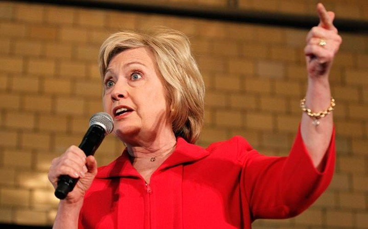 Video bà Hillary Clinton 'nói dối suốt 13 phút' gây sốt - ảnh 1