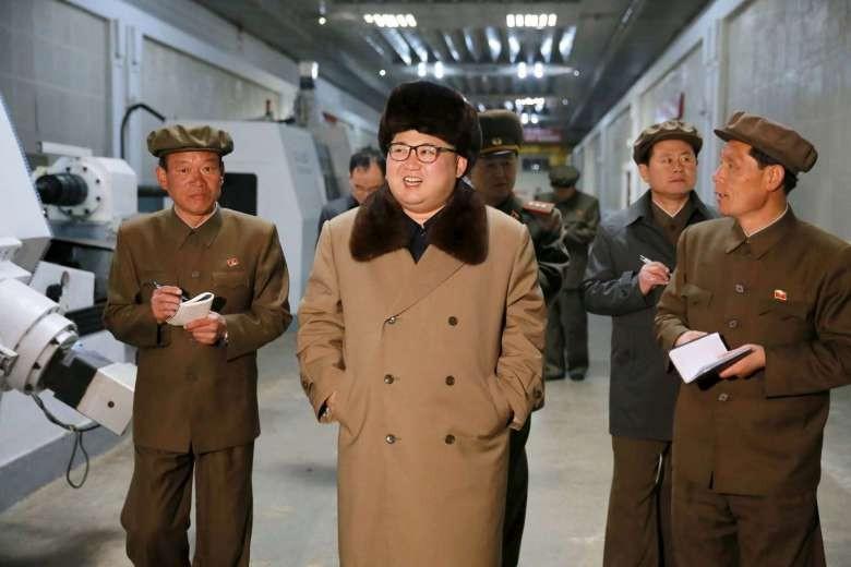 Triều Tiên hối thúc Hàn Quốc hội đàm quân sự - ảnh 1