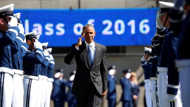 Tổng thống Obama: Mỹ đã đi quá xa trong chiến tranh Việt Nam - ảnh 1