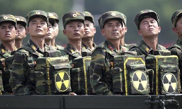 Triều Tiên thề phát triển thêm vũ khí hạt nhân  - ảnh 2