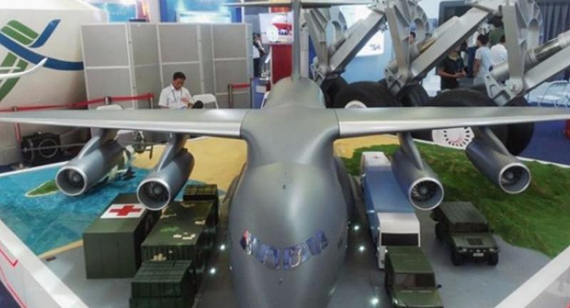 Trung Quốc sản xuất 1.000 máy bay đủ điều quân đến mọi nơi - ảnh 1