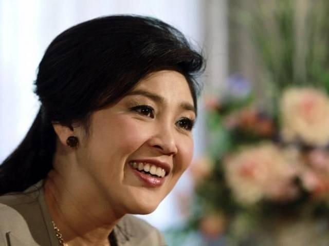 Phi công 'dọa' làm rơi máy bay chở cựu thủ tướng Thái Lan  - ảnh 1