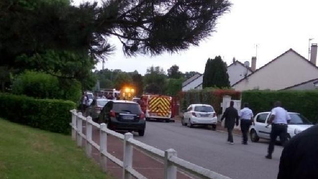 Vợ chồng cảnh sát Pháp bị phần tử thân IS sát hại  - ảnh 1