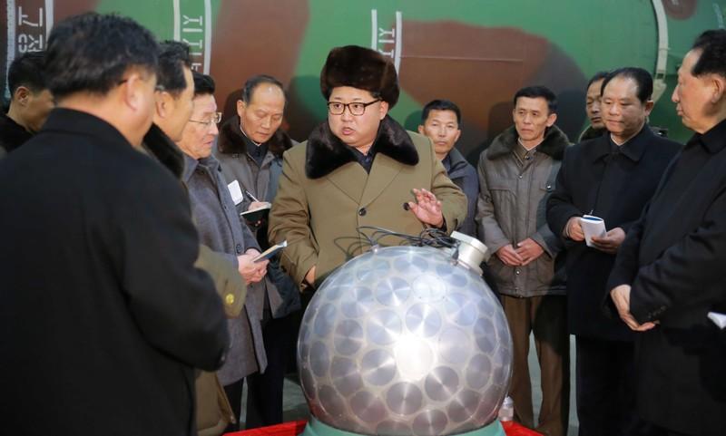 Triều Tiên có đến 21 vũ khí hạt nhân - ảnh 1