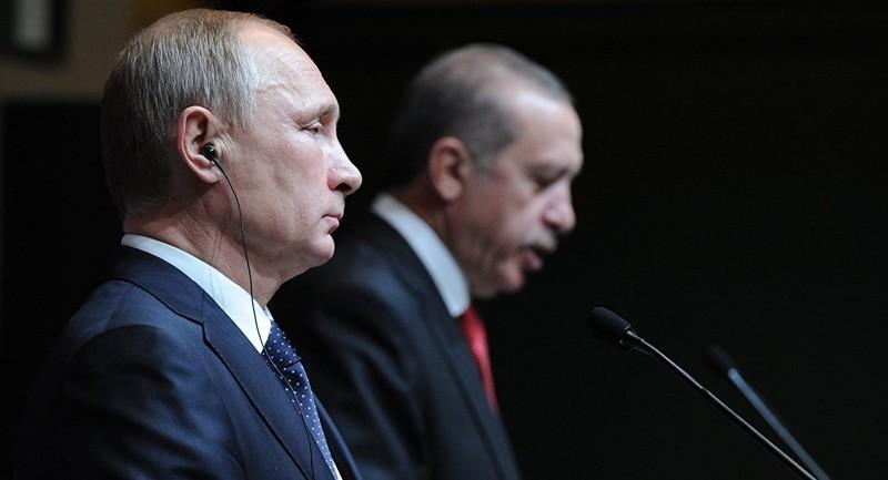 Thổ Nhĩ Kỳ lần đầu gửi thư cho Tổng thống Putin sau vụ Su-24 - ảnh 1