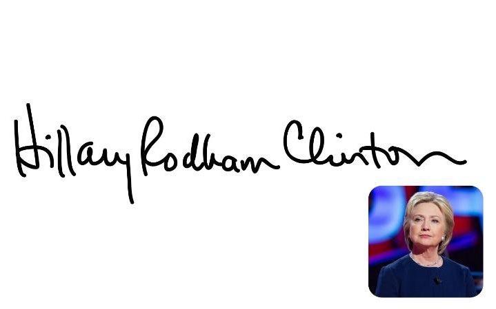 'Soi' chữ ký của các nhà lãnh đạo tiết lộ những 'bí mật' gì? - ảnh 5