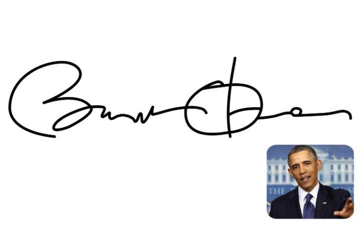 'Soi' chữ ký của các nhà lãnh đạo tiết lộ những 'bí mật' gì? - ảnh 3
