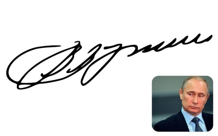 'Soi' chữ ký của các nhà lãnh đạo tiết lộ những 'bí mật' gì? - ảnh 4