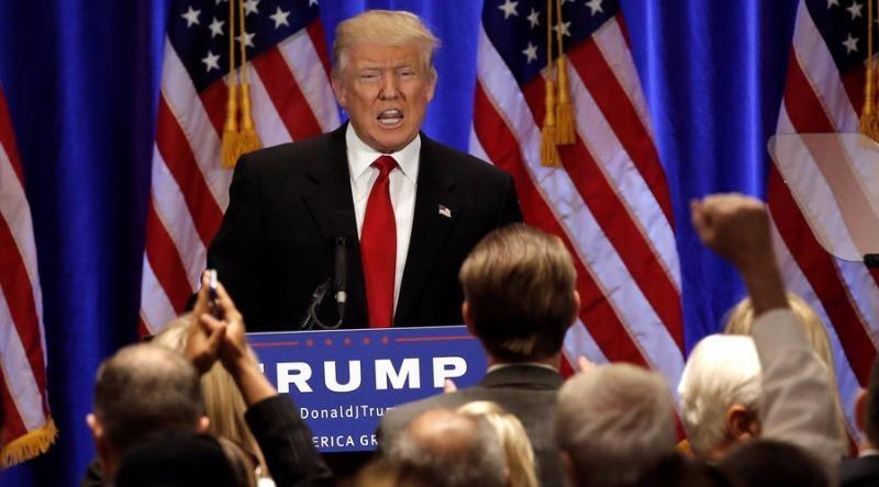 Ứng cử viên tổng thống Donald Trump