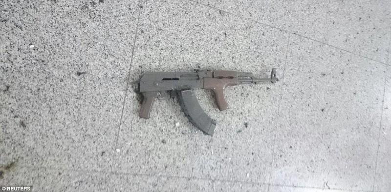súng trường AK-47