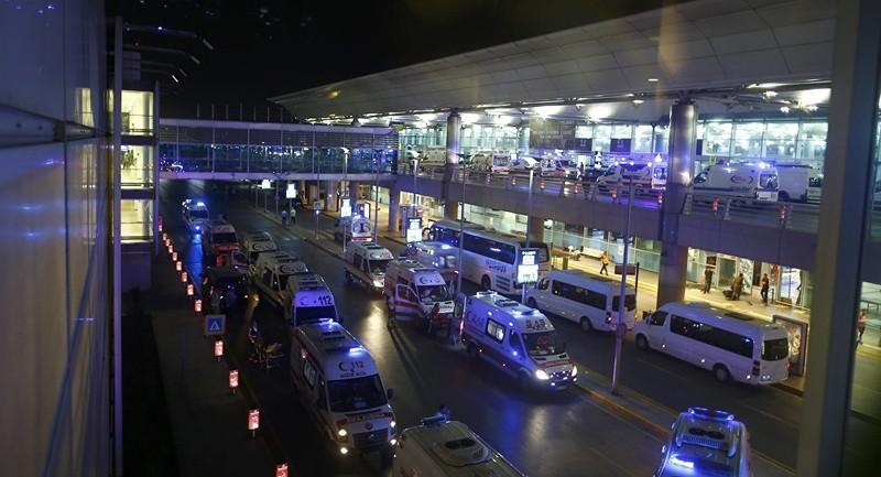 sân bay Ataturk