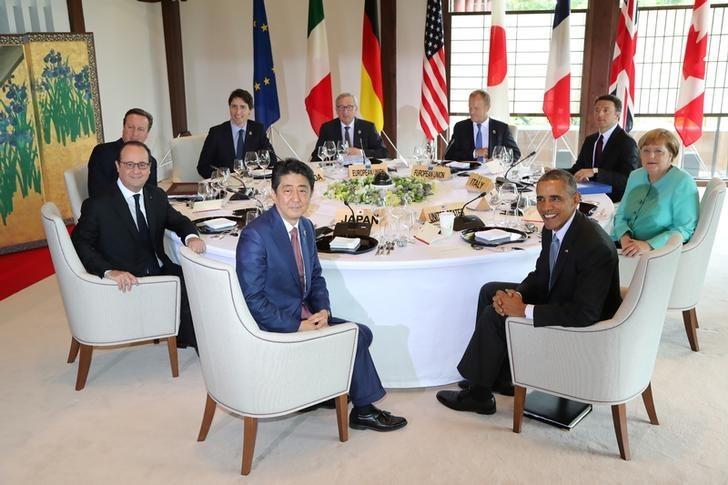 lãnh đạo các nước G7