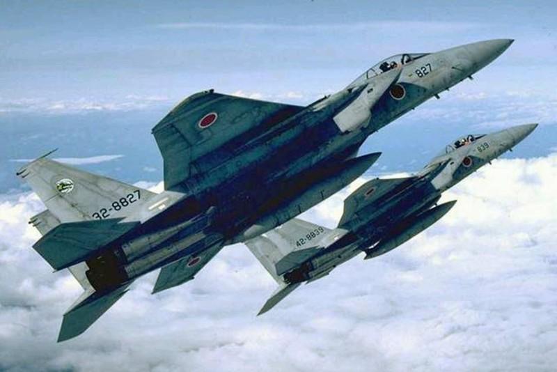 Chiến đấu cơ F-15 của Nhật