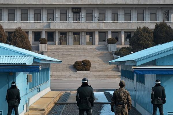 khu vực an ninh chung Hàn-Triều