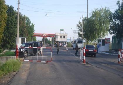 Biên giới giữa Cộng hòa Moldova và vùng lãnh thổ ly khai Transnistria