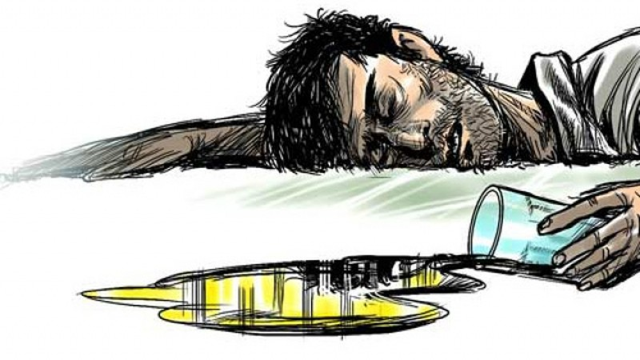 21 người Ấn Độ thiệt mạng vì uống rượu sản xuất chui. Ảnh: dna