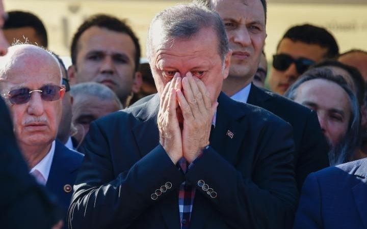 đảo chính Thổ Nhĩ Kỳ