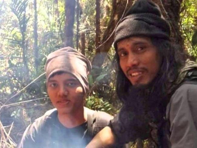 trùm khủng bố Indonesia
