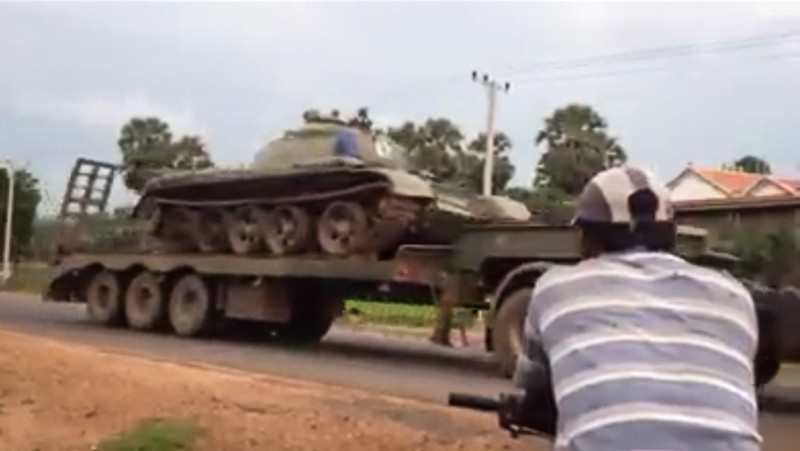 âm mưu đảo chính thủ tướng Hun Sen