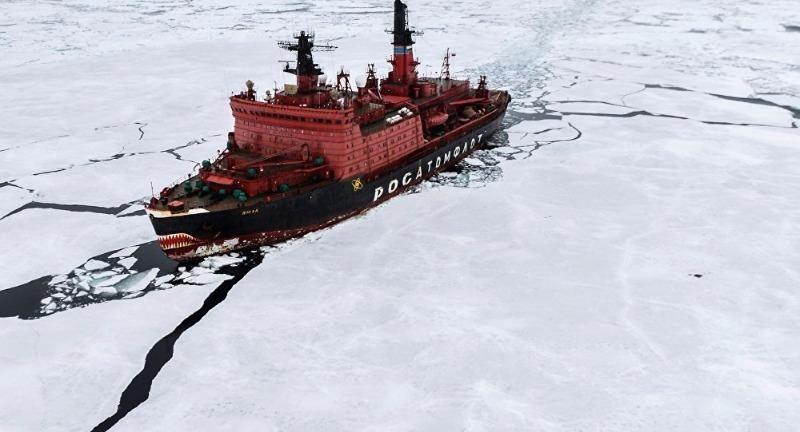 tàu phá băng Yamal