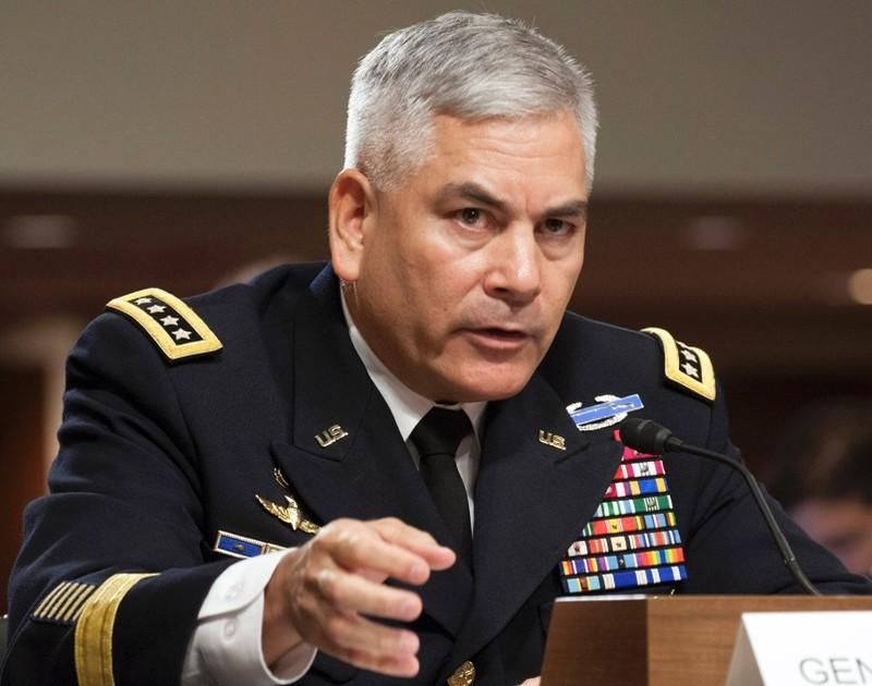 Tướng Mỹ John F. Campbell