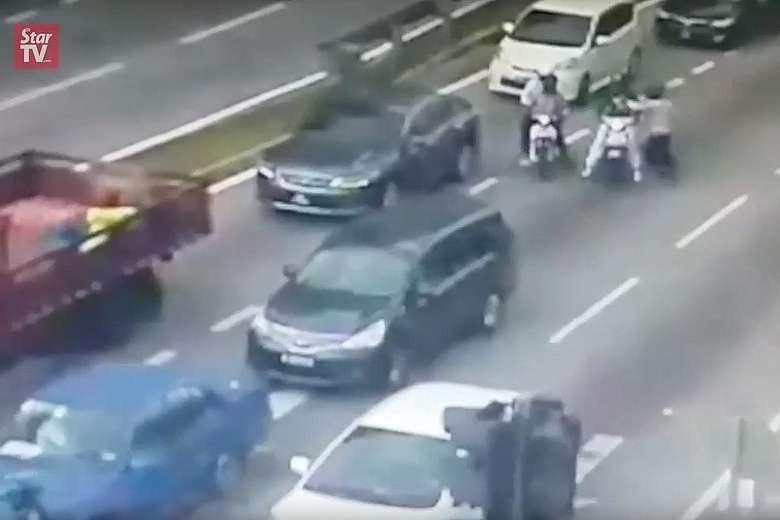 chủ nợ Malaysia bị bắn 16 phát đạn