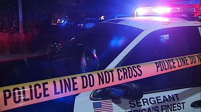 cảnh sát Mỹ bị bắn