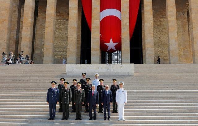tướng lĩnh Thổ Nhĩ Kỳ