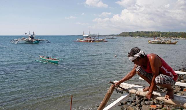 ngư dân ở biển Đông