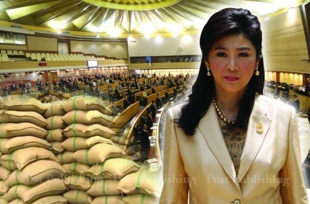 bà Yingluck