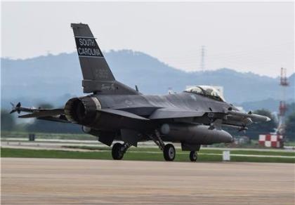 Chiến đấu cơ F-16 của Mỹ