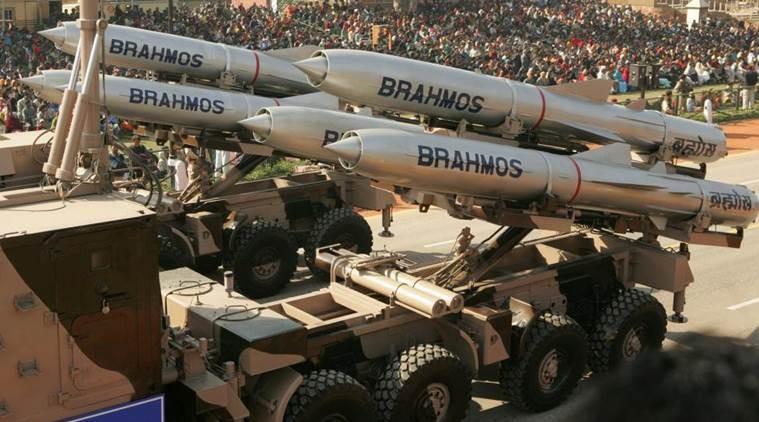 tên lửa BrahMos Ấn Độ