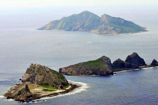 Quần đảo Sensaku/Điếu Ngư ở biển Hoa Đông