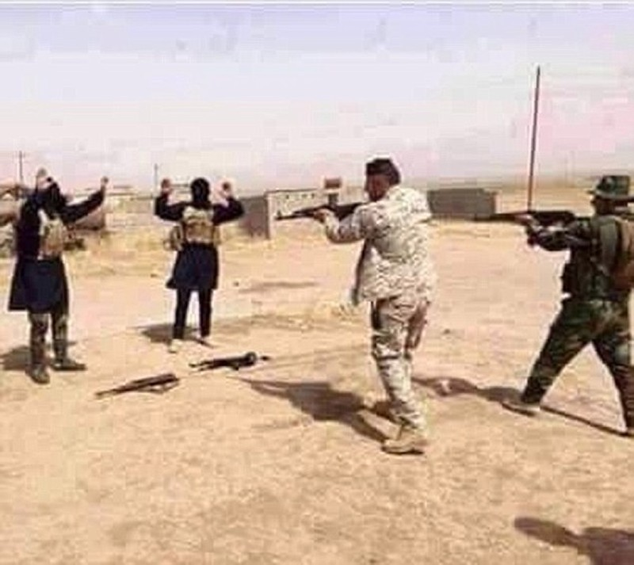 IS đầu hàng ở Libya