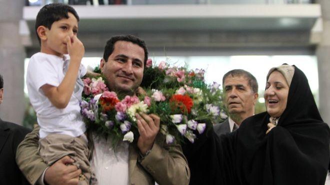 nhà khoa học hạt nhân iran bị treo cổ