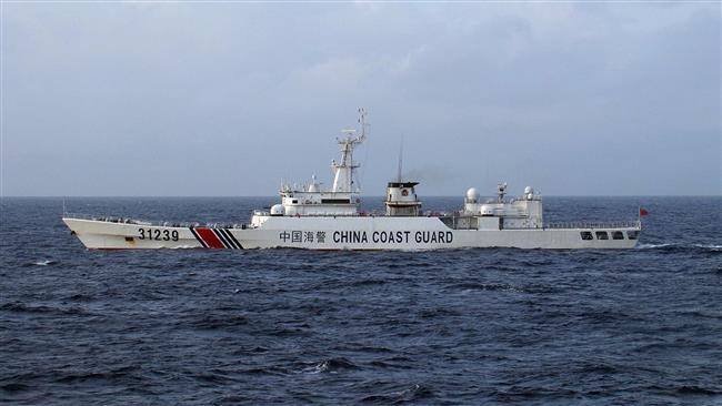 tàu hải cảnh Trung Quốc đi vào Senkaku/Điếu Ngư