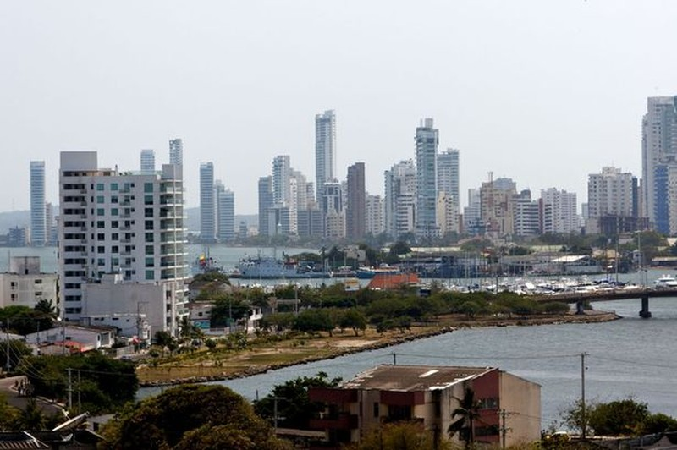 TP  Cartagena de Indias, Colombia