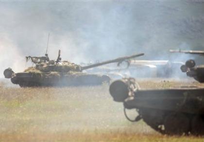 xe tăng T-80 Nga