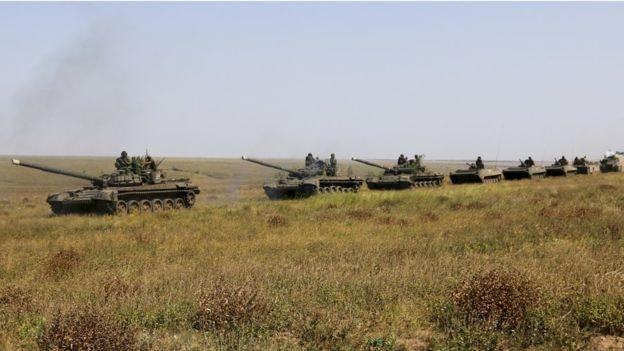 xe tăng Ukraine