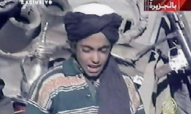 con trai osama bin Laden