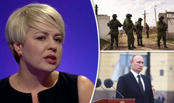 Natalia Galibarenko – đại sứ Ukraine tại Anh