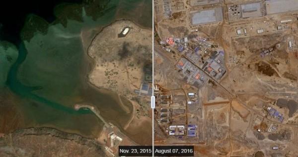 căn cứ quân sự Trung Quốc ở Djibouti