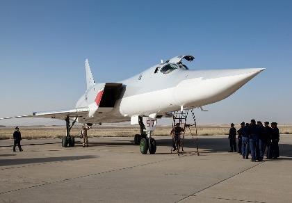 máy bay Tu-22M3 Nga tại Iran